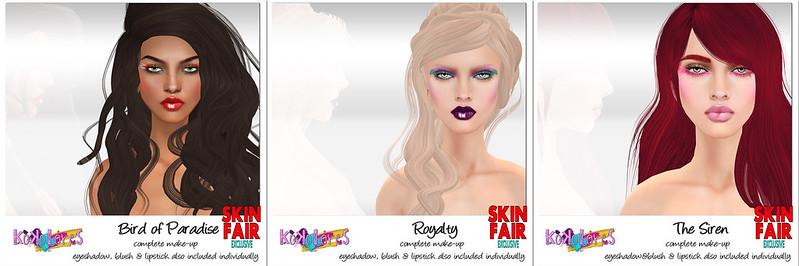 [KoKoLoReS] for Skin Fair 2014 - teaser 1