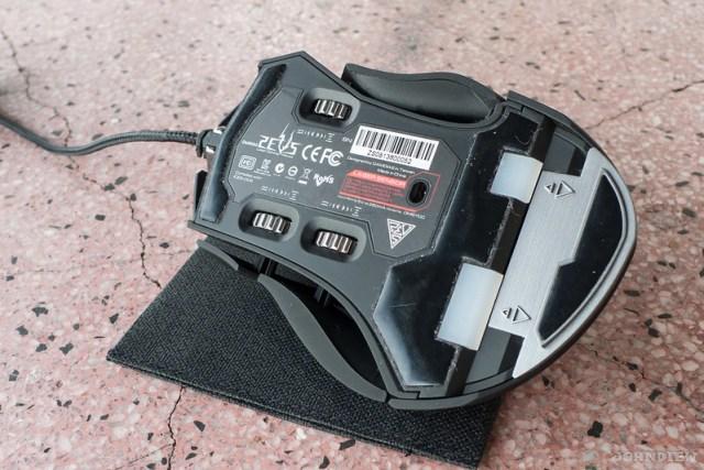 GAMDIAS ZEUS Esport Edition Laser Gaming Mouse 56