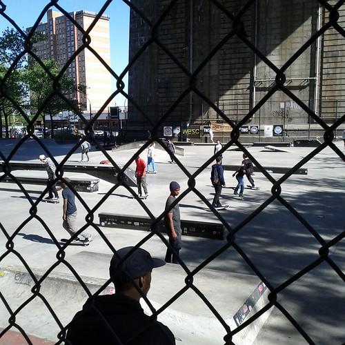 Coleman Playground Skatepark