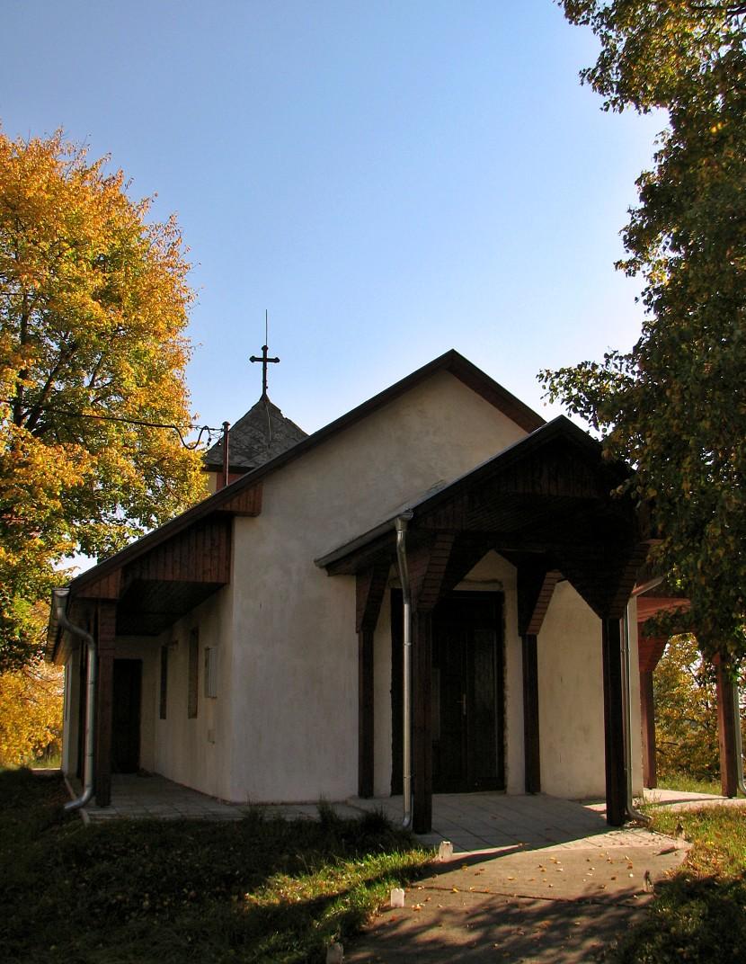 Kostol v Seľanoch