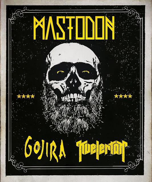 Mastodon at Rams Head Live