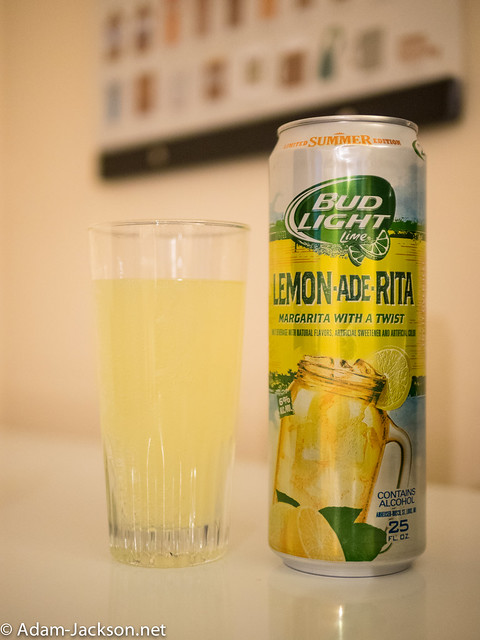 Bud Light Lime Lemon-ade-Rita