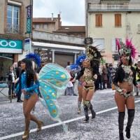 Carnaval Albi le Brésil réchauffe le centre ville