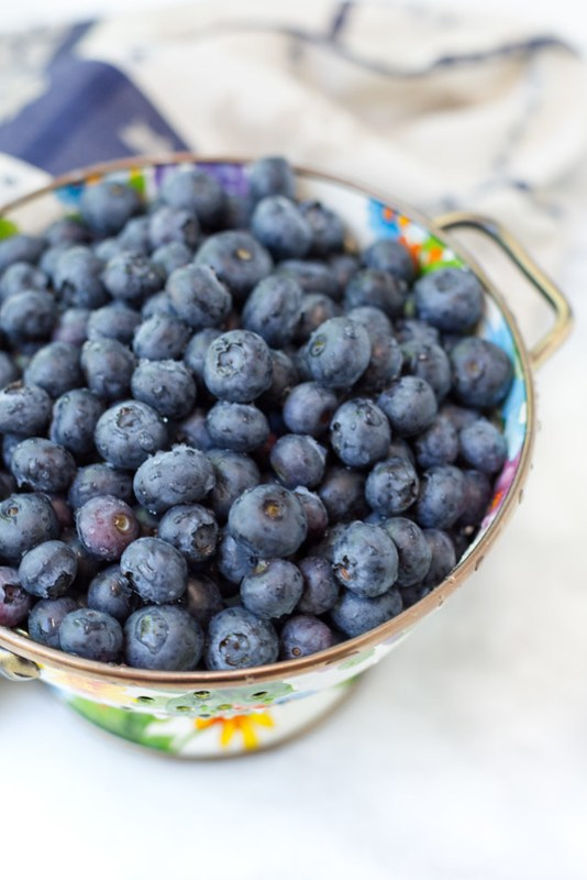 Gorgeous summer bluberries #ad #shop