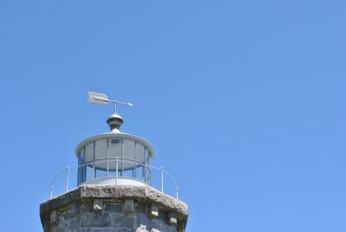 Old Lighthouse - Stonington
