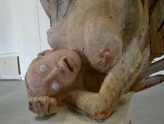 Hans Scheib - Skulptur