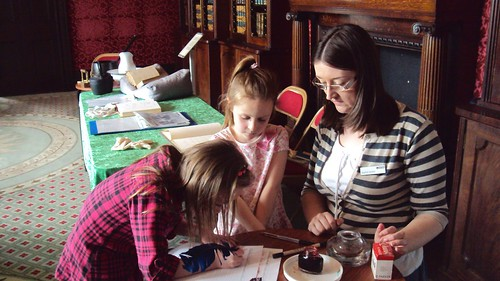 Wythenshawe Hall Open Day May 2013