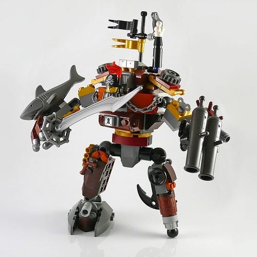 LEGO The Movie 70807 MetalBeard's Duel 22