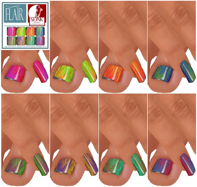 Flair - Nails Set 62