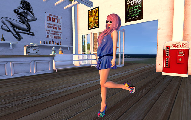 Beach Cafe Style