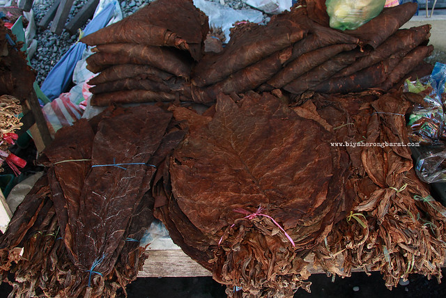 Tobacco Leaves Lagawe Public Market