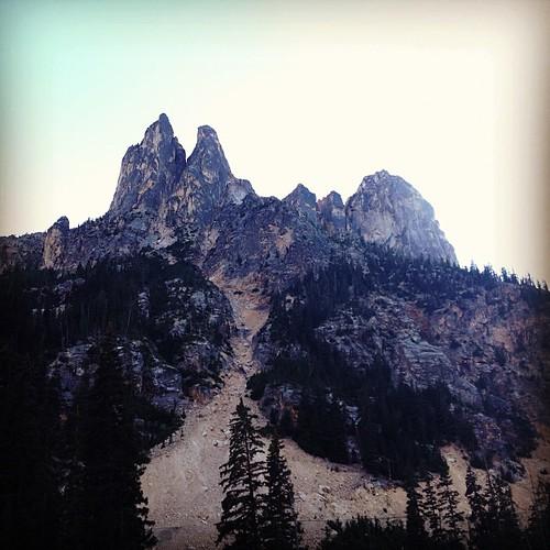 The Cascades by @MySoDotCom