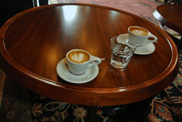 Macchiato and Cappuccino
