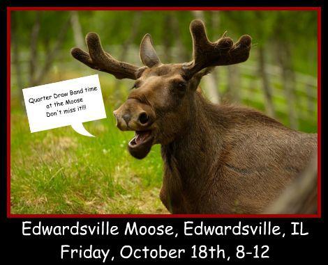 QDB at the Moose 10-18-13