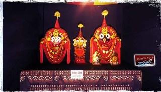 Chachery Besha, Costume Of Lord Jagannath