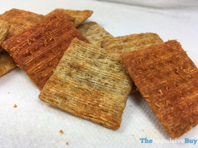 Limited Edition Triscuit Sriracha Crackers 2