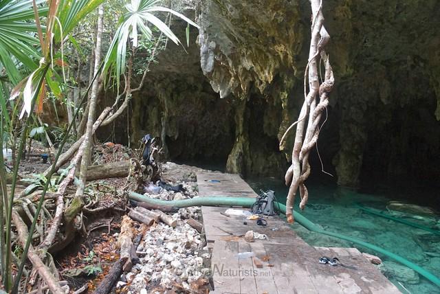 cenote0000 Pet Cemetery cenote, Quintana Roo, Mexico