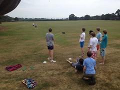 catapult, summer camp