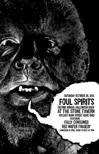 Foul Spirits Halloween