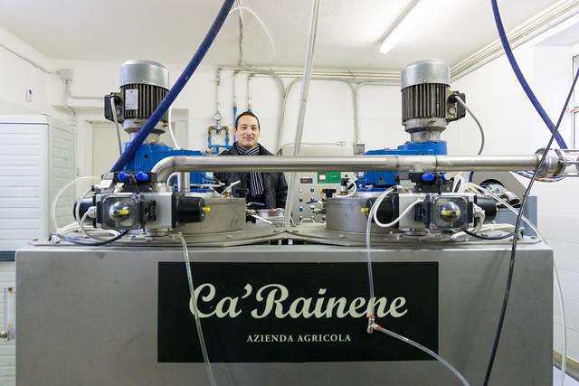 Ölmühle Ca'Rainene