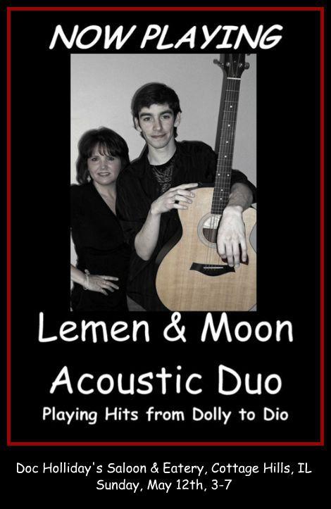 Lemen & Moon Duo 5-12-13