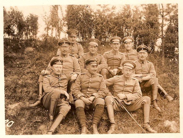 German Soldiers ww1 - 1349