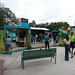 Wii U booth at Disney Marketplace