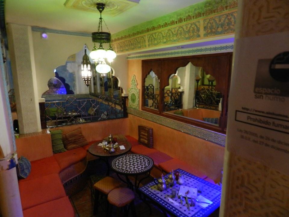 Granada teteria arabe 03