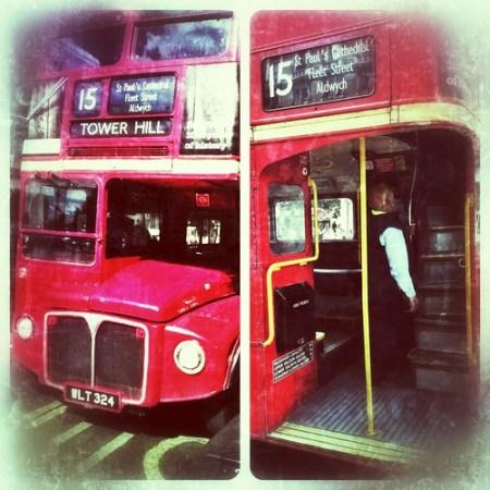 linea Bus 15 Londra