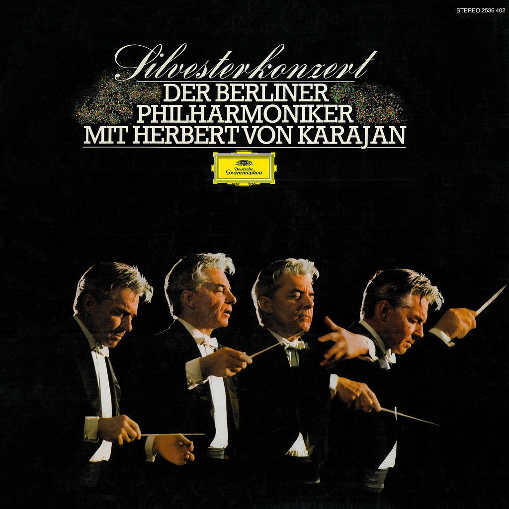 Herbert von Karajan - Silvesterkonzert der Berliner Philharmoniker