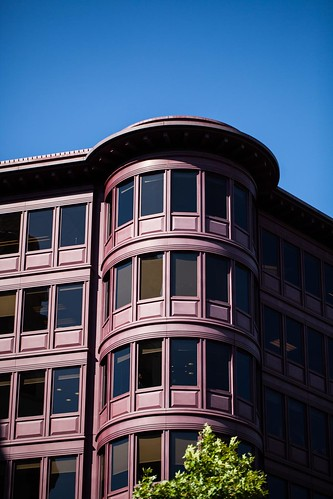 Barcelona Building 1 by esquimo_2ooo