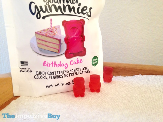 Project 7 Birthday Cake Gourmet Gummies 3