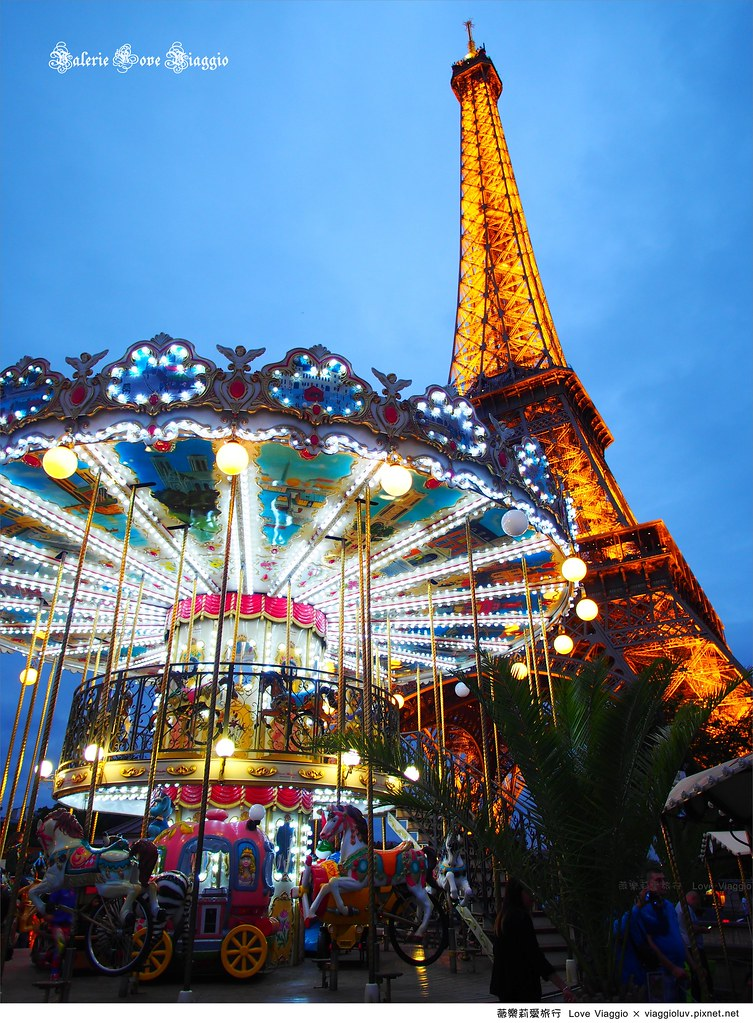 paris,Tour Eiffel,夜景,巴黎鐵塔夜景,艾菲爾鐵塔,鐵塔 @薇樂莉 Love Viaggio | 旅行.生活.攝影