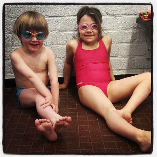 Mijn zwemka(m)p(i)oenen by Annelyse.be