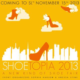 SHOETOPIA Designer Applications Are Open!