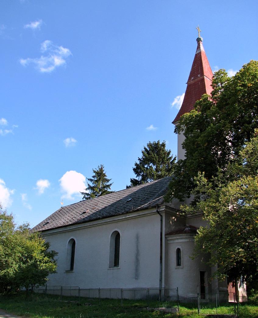Kostol v Zombore