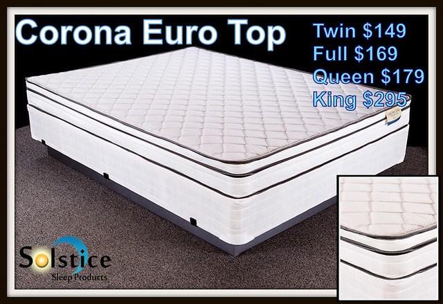 Corona Euro Top