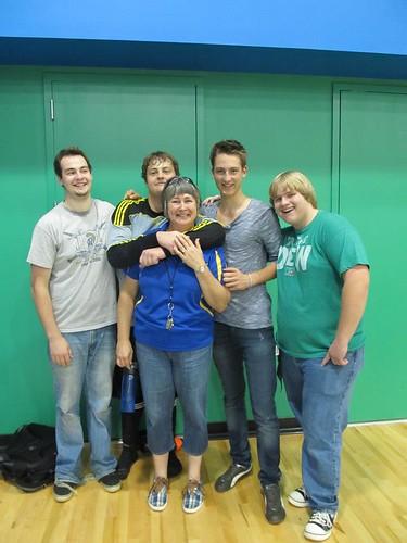Mason Bird's Family