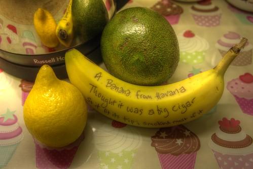 Havana Banana HDR