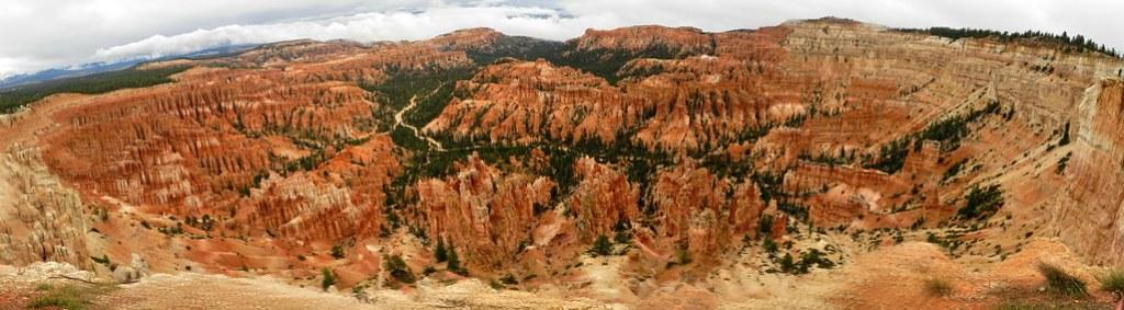 Parque Nacional del Cañon Bryce estado de Utah EEUU 07
