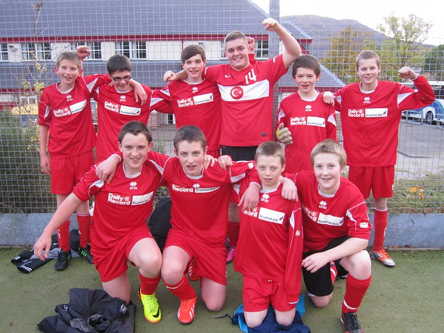 Highland Small Schools' Football Tournament
