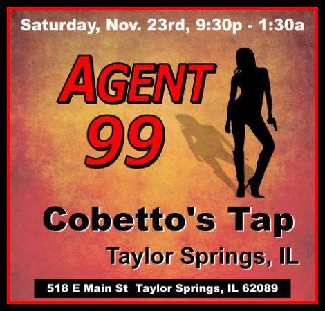 Agent 99 11-23-13