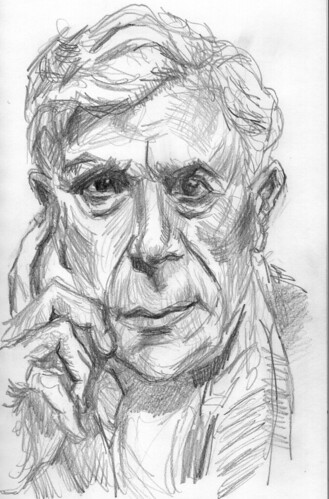 Georges Braque by Husdant