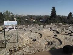 גן ארכיאולוגי בנוה צוף