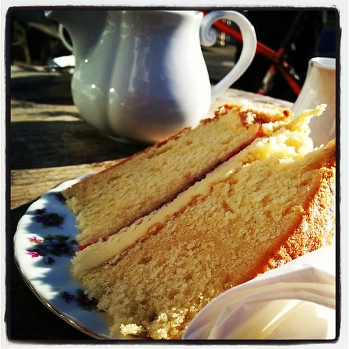 #omnomnom #cake by South Downs MTB Skills