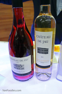 Chateau de Jau Cotes du Roussillon Rose and Muscat de Rivesaltes