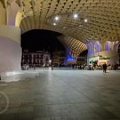 Seville Jan 2016 (12) 458 - Around and about the Metropol Parasol in Plaza de la Encarnacion