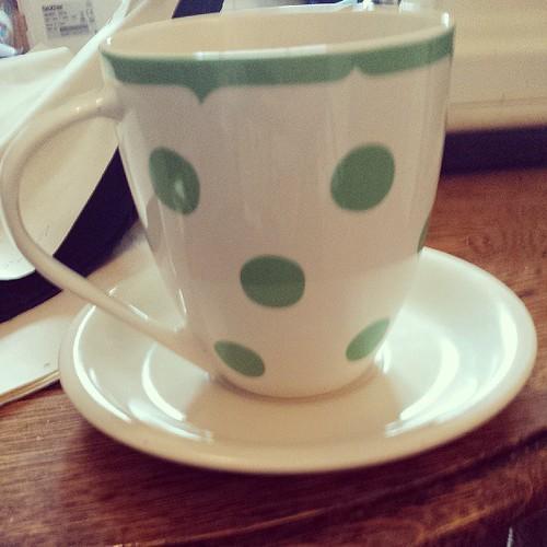 Mammoth cup of tea #sewingdate
