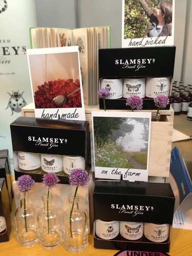 Slamseys Fruit Gins