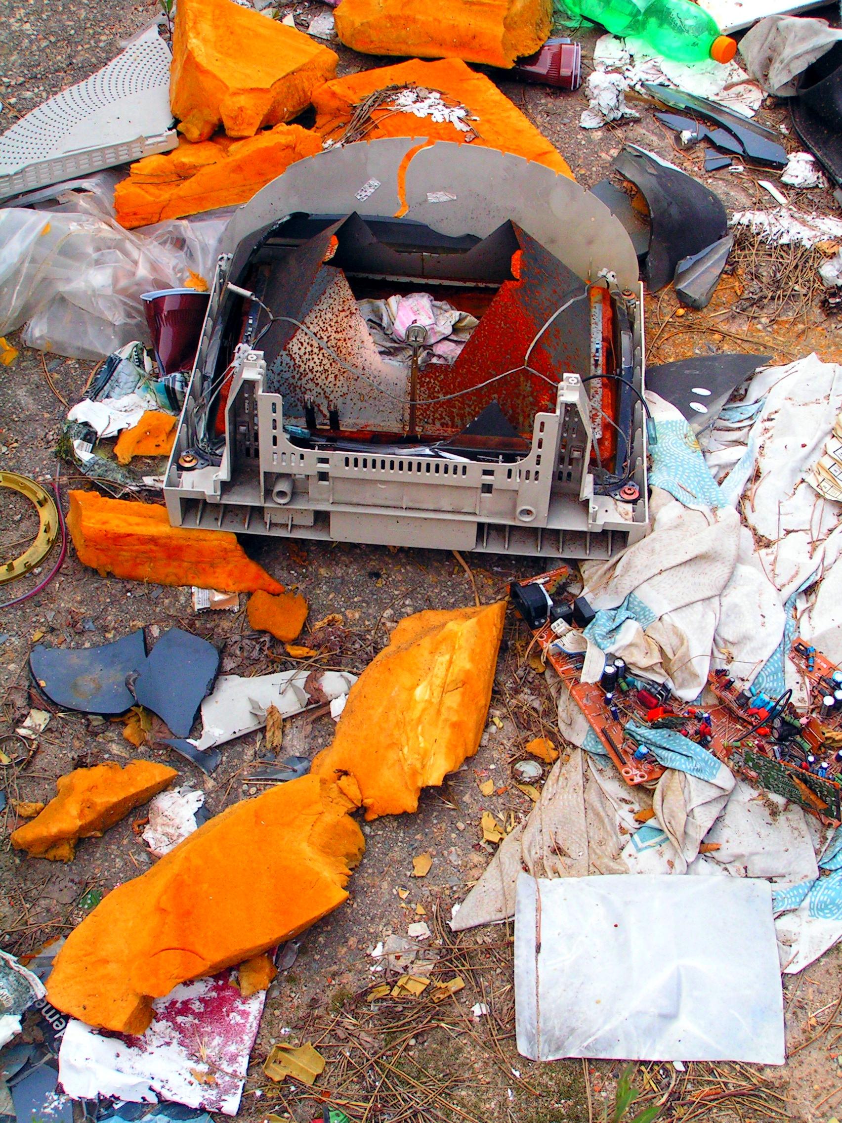 Orange Decay